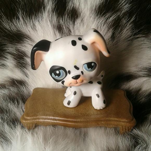Hasbro Other - Littlest Pet Shop Dalmatian #44